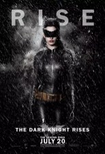 The Dark Knight Rises Catwoman Rise poster