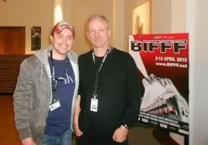 Iain Softley Bifff 2013