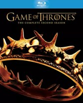 game of thrones seizoen 2 blu ray cover