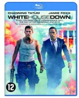White House Down Blu-Ray cover