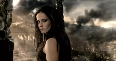 Eva Green in 300 Rise of an Empire