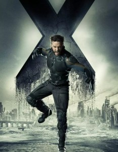 X-Men: Days of Future Past X-posters: Wolverine Future
