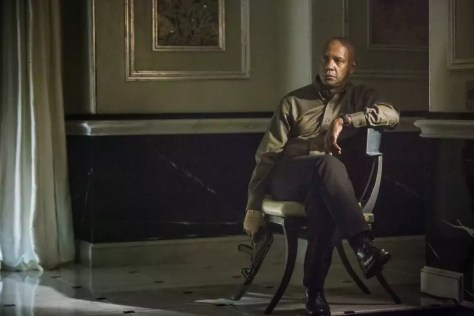 Denzel Washington The Equalizer
