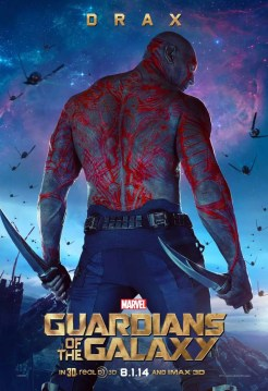 Guardians of the Galaxy - Starlord poster