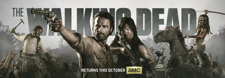 the walking dead seizoen 5