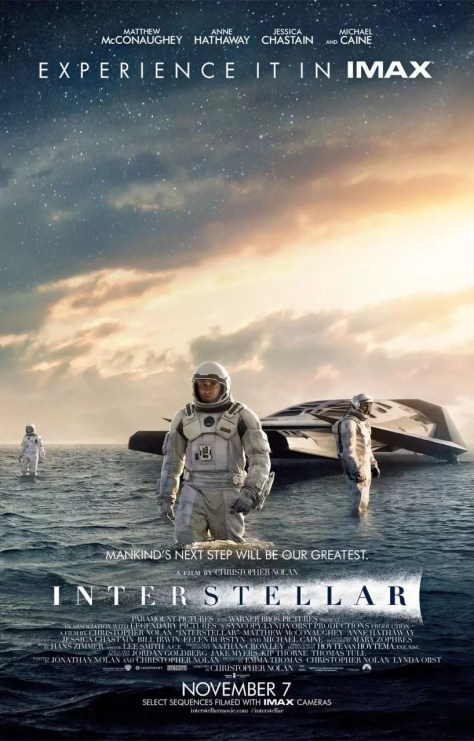 Interstellar - main poster