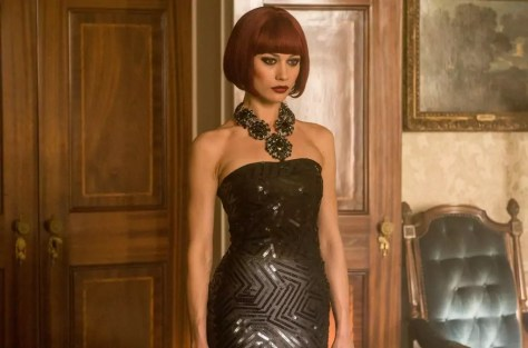 olga kurylenko in the november man