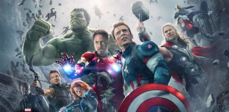 The Avengers: Age of Ultron banner
