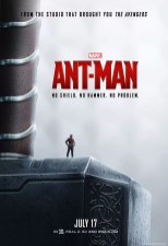 Ant-Man - Avengers poster - Thor version