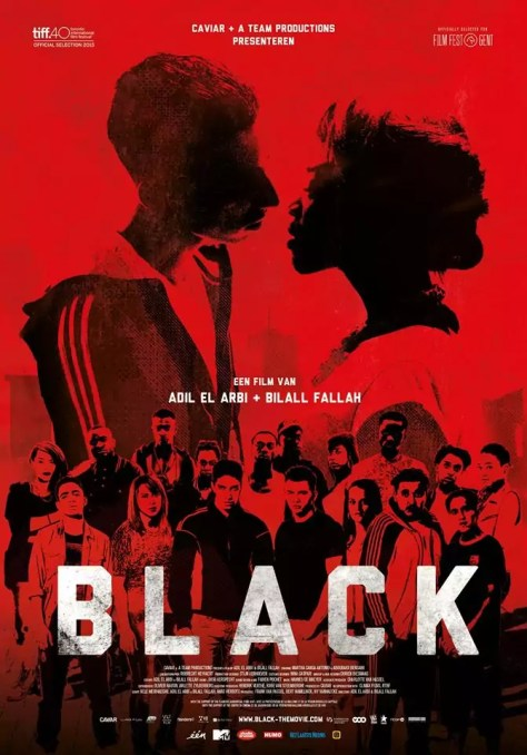 Black - The Movie poster