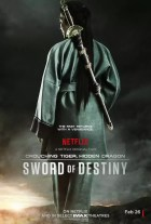 Crouching Tiger Hidden Dragon Sword of Destiny op Netflix Belgie poster