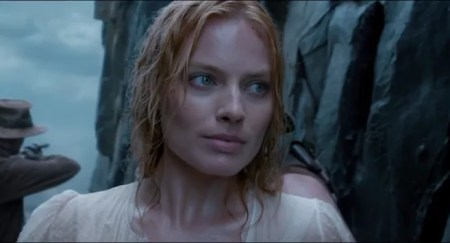 Margot Robbie als Jane Porter in The Legend of Tarzan