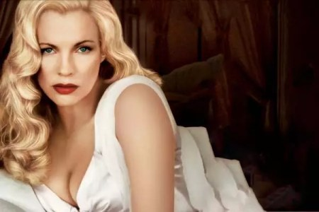 Kim Basinger in LA Confidental
