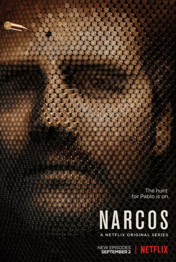 Narcos S2 poster