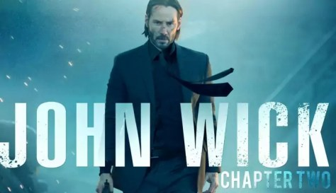 John Wick Chapter 2 teaser trailer