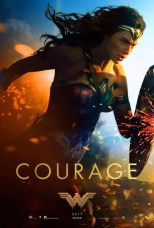 Wonder Woman Courage karakterposter
