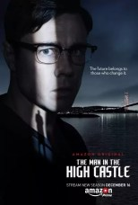 Rupert Evans in The Man in the High Castle S2 poster