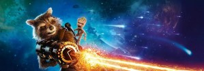 Guardians of the Galaxy 2 banners - Rocket