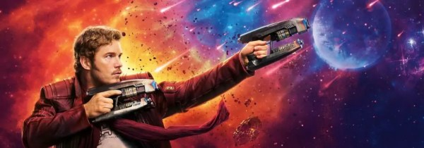 Guardians of the Galaxy 2 banners - StarLord