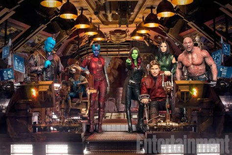 Volledige cast van Guardians of the Galaxy vol. 2