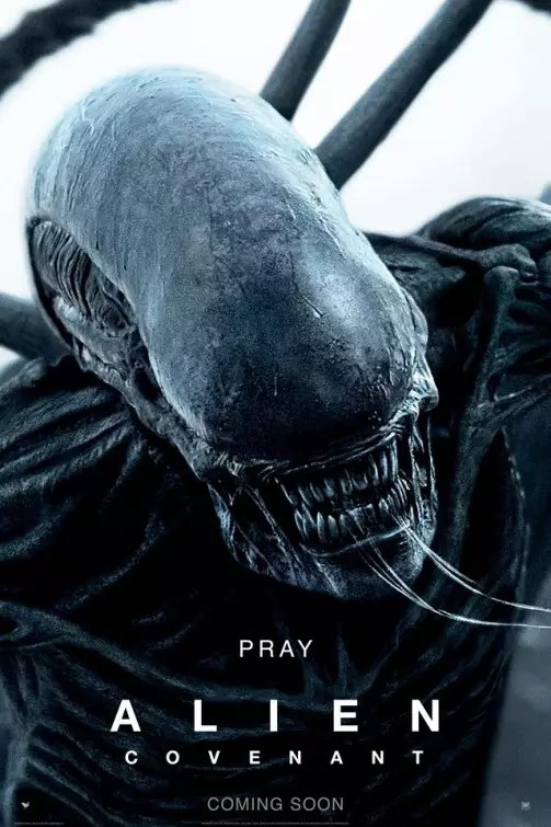 Alien Covenant recensie op Amazon Prime Video België