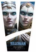 Valerian karakterposters The Pearls