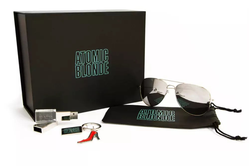 Atomic Blonde Giftbox