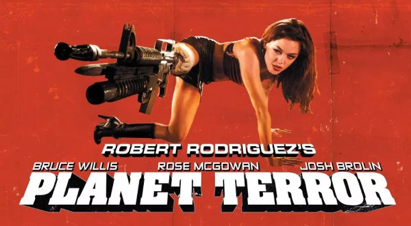Robert Rodriguez Planet Terror was een sneer naar Harvey Weinstein