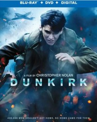 Dunkirk Blu-Ray cover