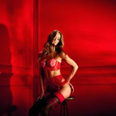 De vurige Fifty Shades lingerie van Hunkemoller Private collection