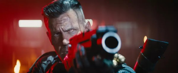 Josh Brolin als Cable in Deadpool 2