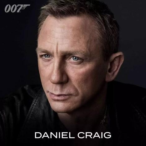 Castleden van James Bond 25 bevestigd Daniel Craig