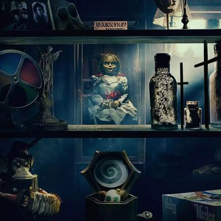 Annabelle Comes Home trailer dankzij WonderCon