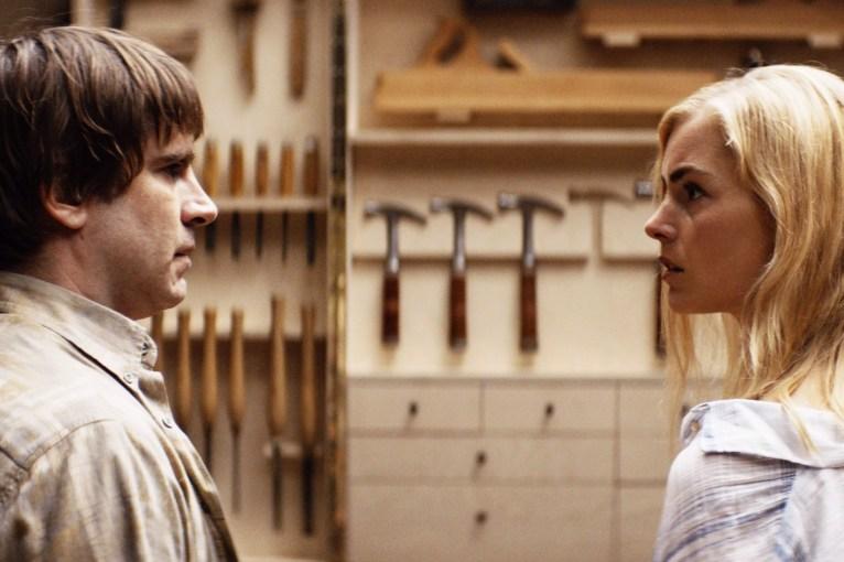 Kevin Janssens en Hannah Hoekstra in De Patrick trailer