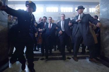 Al Pacino en Robert De Niro in The Irishman