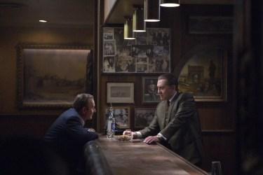 Joe Pesci en Robert De Niro in The Irshman