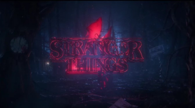 Nieuw seizoen van Stranger Things S4