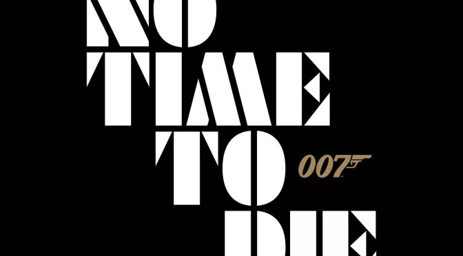 Daniel Craig in eerste No Time to Die poster
