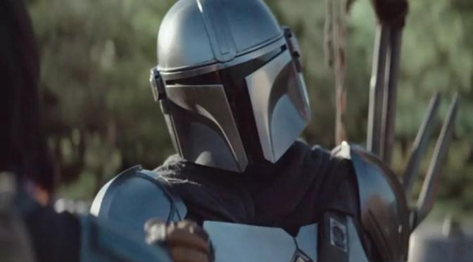 The Mandalorian trailer #2 op Disney Plus