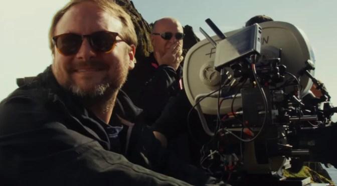 Film Fest Gent 2019: Interview met Rian Johnson (Knives Out, Star Wars VIII: The Last Jedi, Looper)