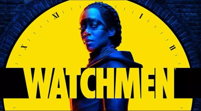 Vallende inktvissen in nieuwe HBO Watchmen featurette