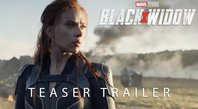 Black Widow Special Look trailer #2