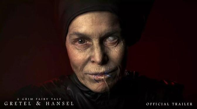 Gretel & Hansel trailers met Sophia Lillis