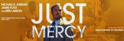 Just Mercy banner