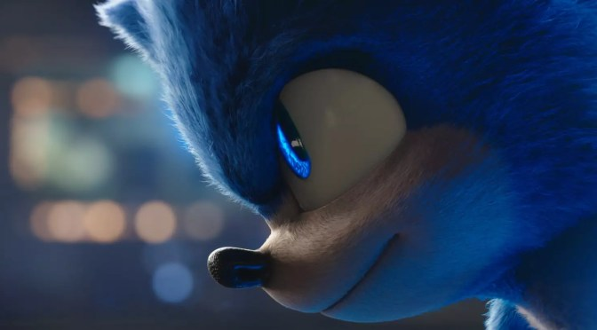 Sonic the Hedgehog VOD trailer