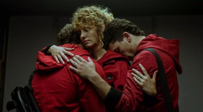 Nieuwe Casa de Papel S4 trailer op Netflix België