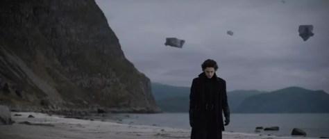 Eerste kijk op Timothee Chalamet als Paul Atreidis in Dune