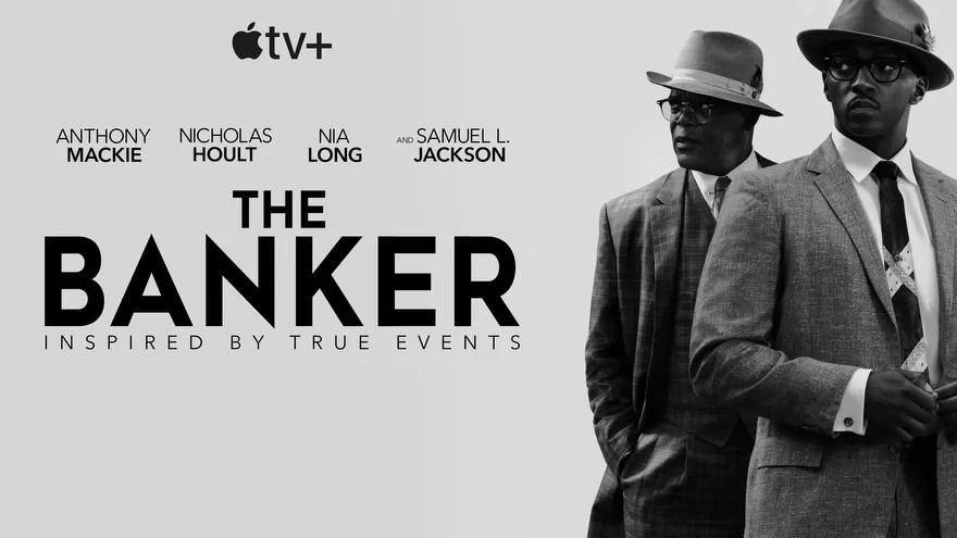 The Banker banner Apple TV Plus