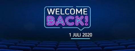 UGC bioscopen in Belgie mogen eindelijk terug open vanaf 1 juli 2020