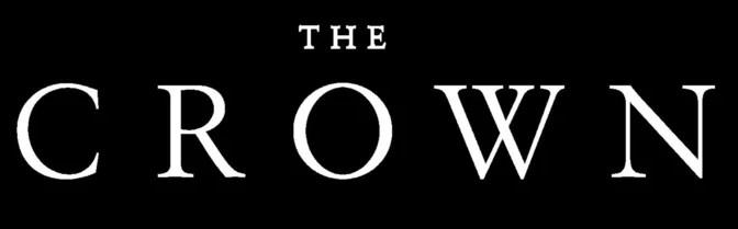 The Crown Netflix logo
